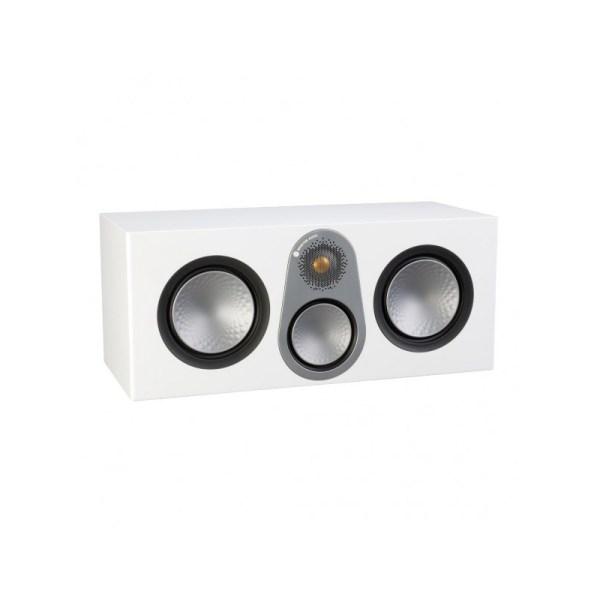 Monitor Audio Silver C350 è un diffusore per canale centrale bianco aperto