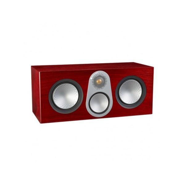Monitor Audio Silver C350 è un diffusore per canale centrale rosenut aperto