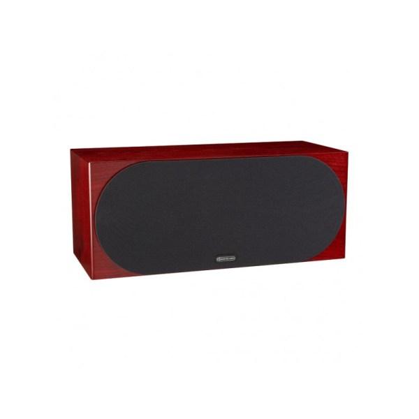 Monitor Audio Silver C350 è un diffusore per canale centrale rosenut griglia