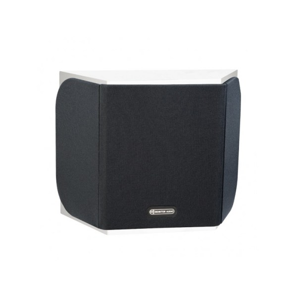 Monitor Audio Silver FX 6G è un diffusore da parete bianco griglia