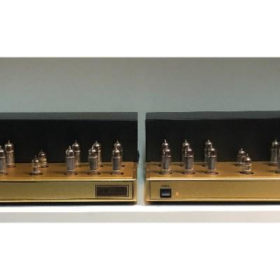 Beard M70 MKII è un amplificatore finale usato fronte aperto