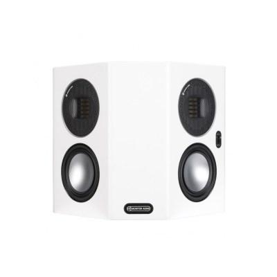 Monitor Audio Gold FX 5G è un diffusore da parete bianco aperto