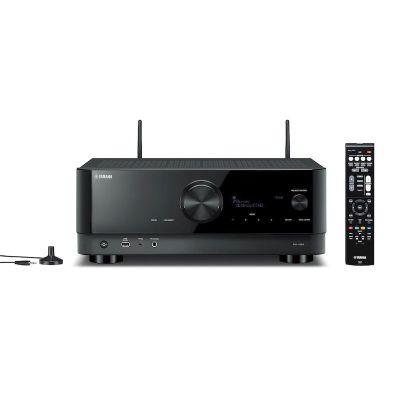 Yamaha RX-V6A è un sintoamplificatore audio video fronte