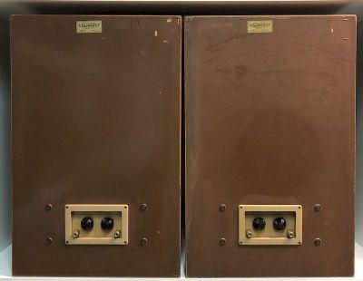 Tannoy Chevening III LZ è un diffusore da stand usato retro
