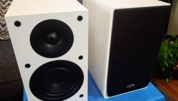 Buchardt Audio S400 Bookshelf Speakers In The House! First