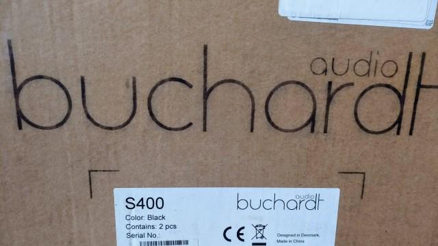 Buchardt S300 Vs S400