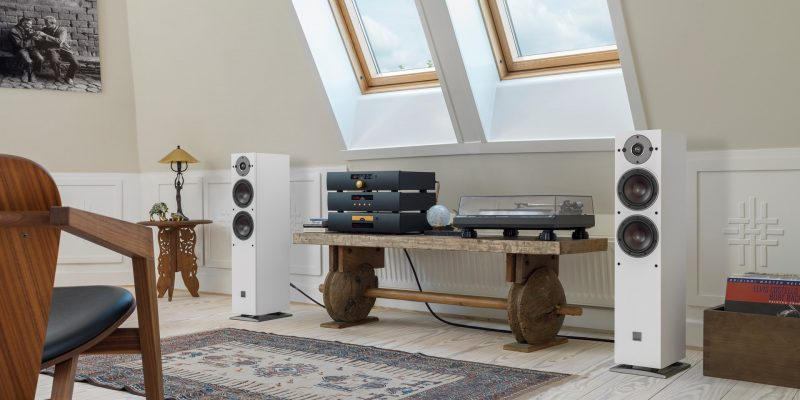 DALI OBERON 5 Floorstanding Speaker Review: It's A Small Wonder!
