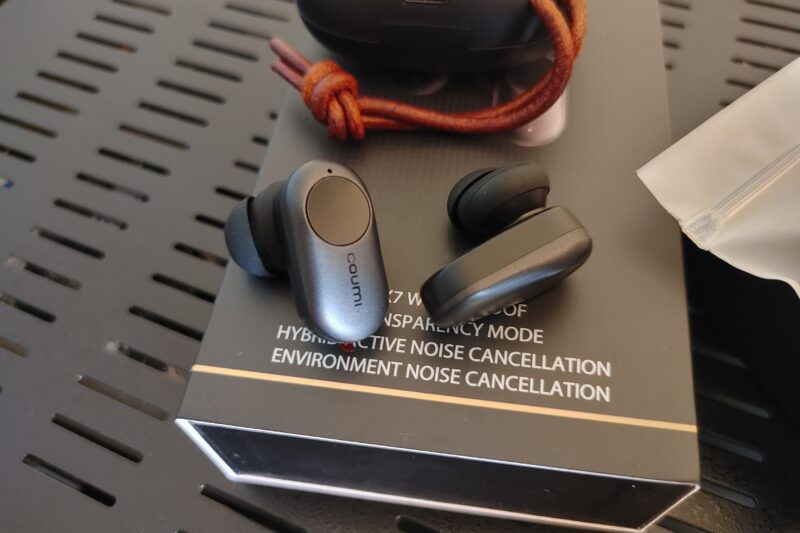 Descripción Auriculares Coumi ANC-860 True Wireless