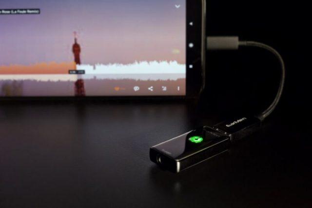 EarMen Eagle High-Performance Portable USB DAC and Headphone Amp