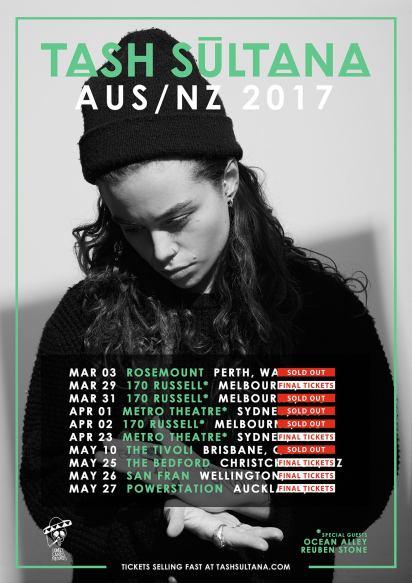Tash Sultana Australian Tour Poster.jpg