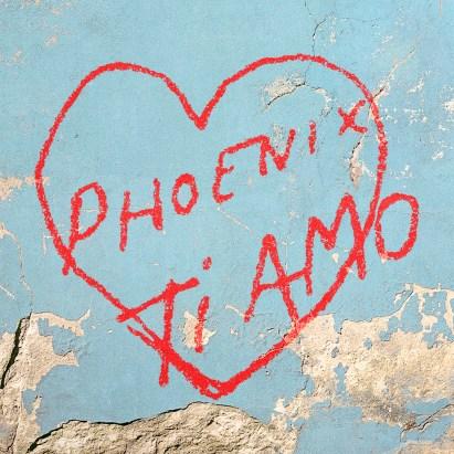 Phoenix - Ti Amo album art