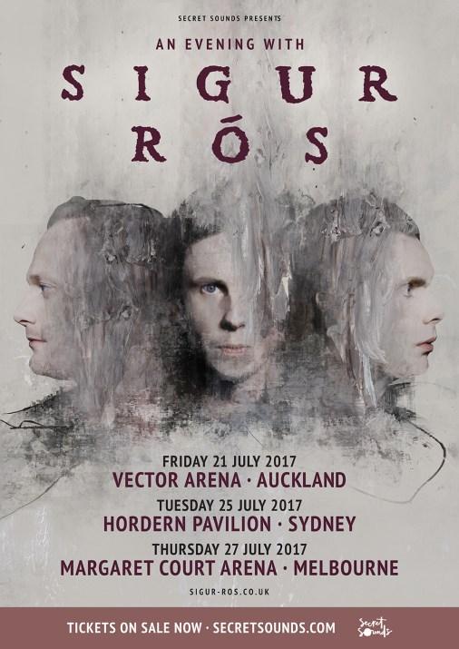 Sigur Ros Australian Tour