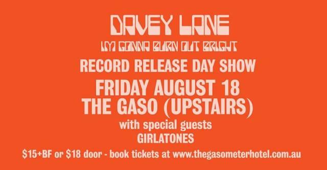 Davey Lane Launch
