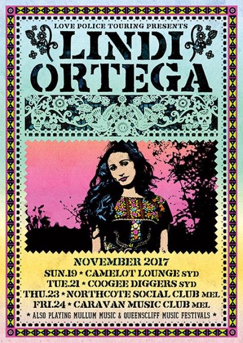 Lindi Ortega Tour Poster