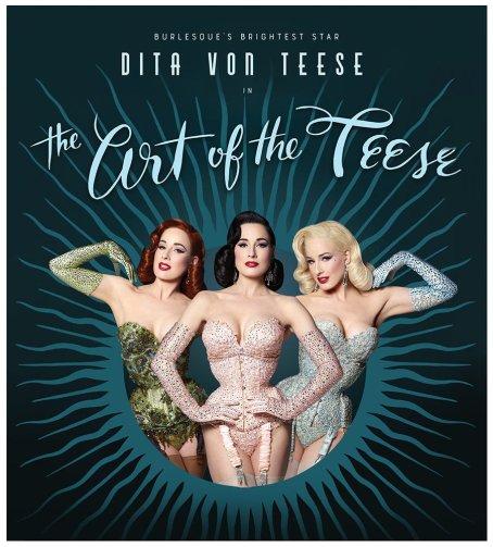 Dita Von Teese Tour Poster
