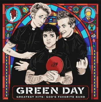Green Day - God's Favourite Band 1