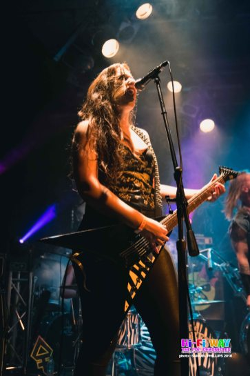 Iron Maidens @ Fowlers 02062018 2 The Babes (14)