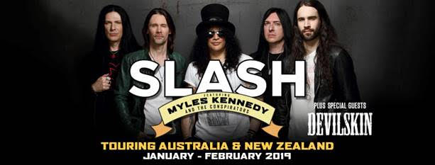 slash tour banner