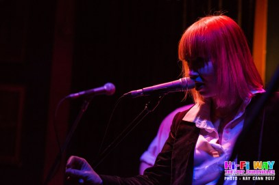 Koral and the goodbye horses @ The Grace Emily 25th April 2017-27Kay Cann Live Music Photography