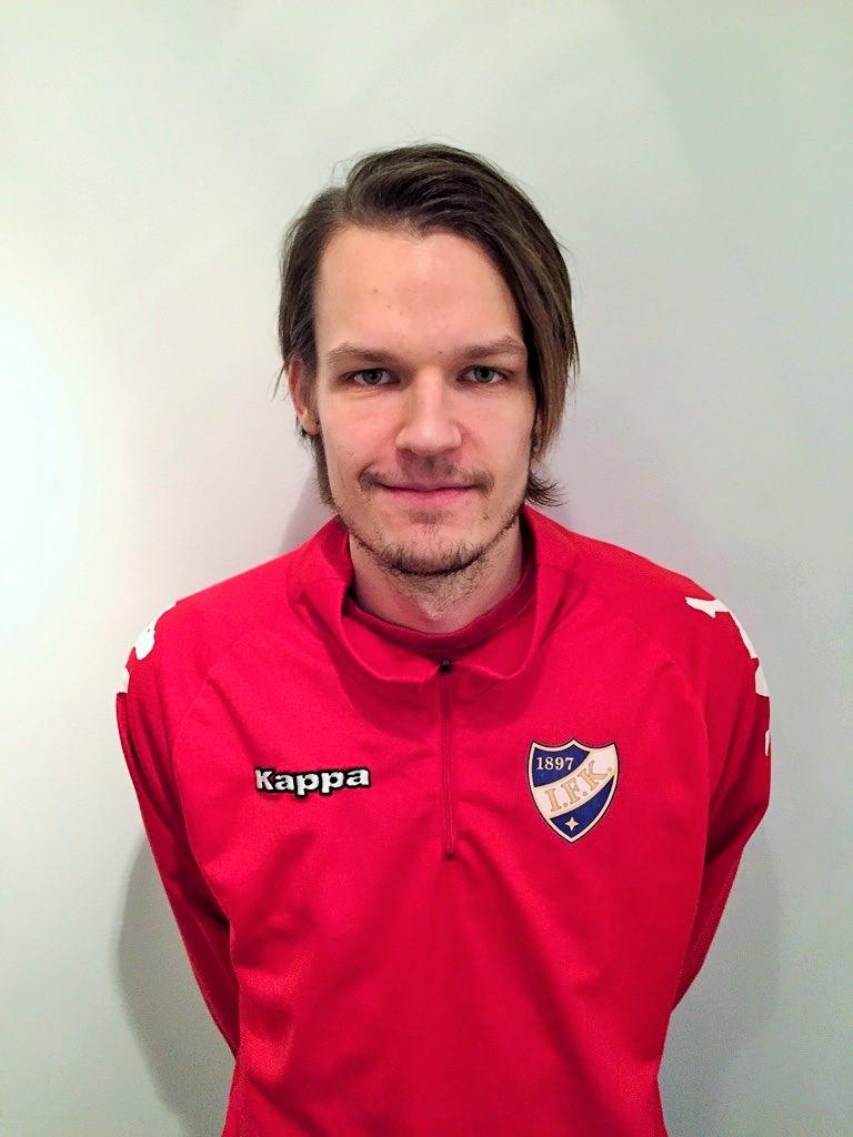 Joni Korhonen, HIFK.