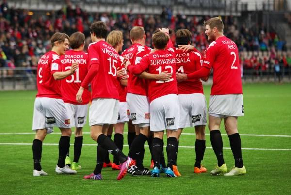 HIFK nappasi kauden viimeisessä ottelussaan 2-0 kotivoiton FC Interistä. Kiitos kannattajille upeasta kaudesta!