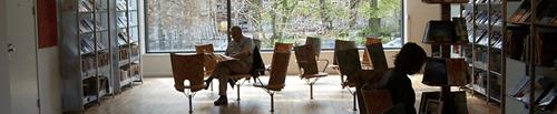 Biblioteca pública en Suecia