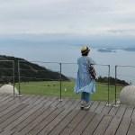 【びわ湖テラス】日本一早いロープウェイ&楽しい天空散歩