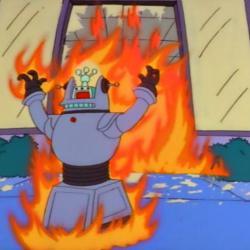 Season 2 - Episode 6 - Robots & Pasta