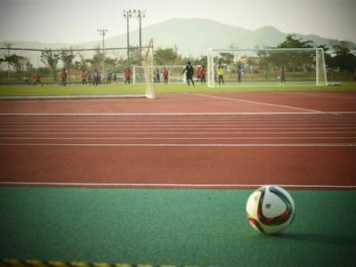 沖縄サッカーキャンプ