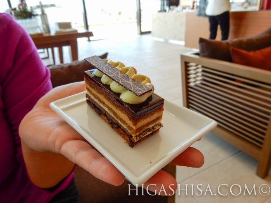 ヒルトン沖縄北谷リゾートチョコレートスイーツブッフェ