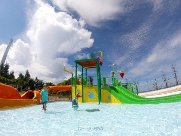 北谷公園水泳プール