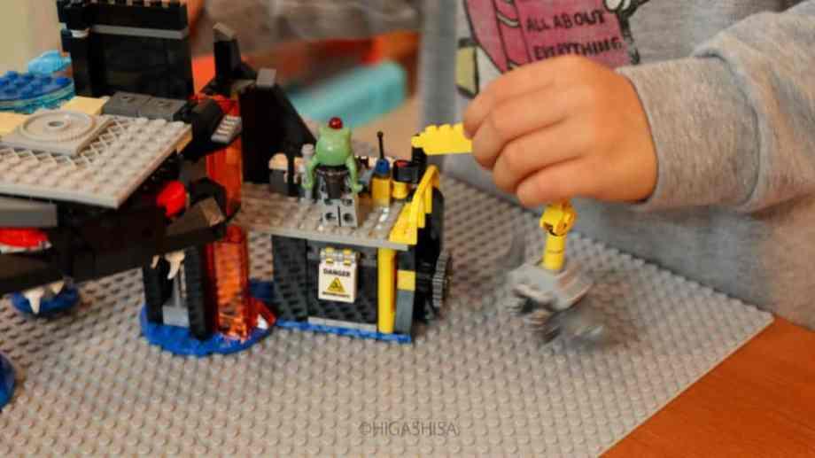 クリスマスプレゼント6歳男の子用おすすめレゴブロック