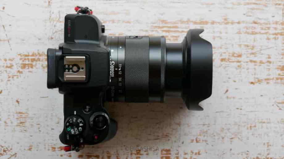 EF-M 11-22mm F4-5.6 IS STM