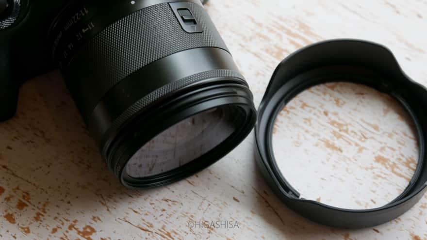 レンズ保護フィルター