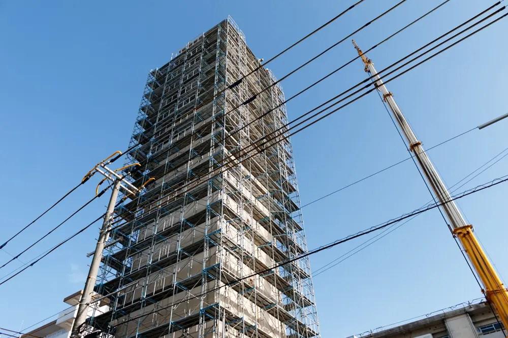 豊里第二住宅給水塔