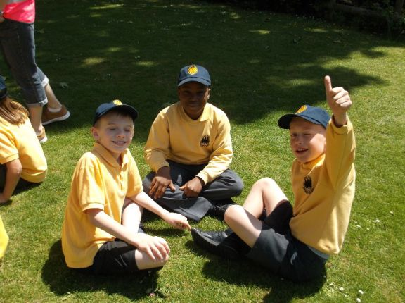 Yr4 visit to Maidstone Museum - June 2015[11]