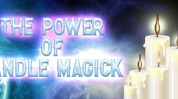 Candle Magick – The Hidden power!