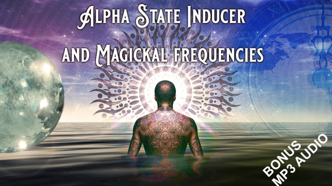 Alpha state frequency