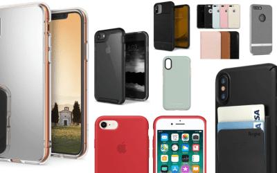 Les meilleurs étuis et housses pour iPhone 8