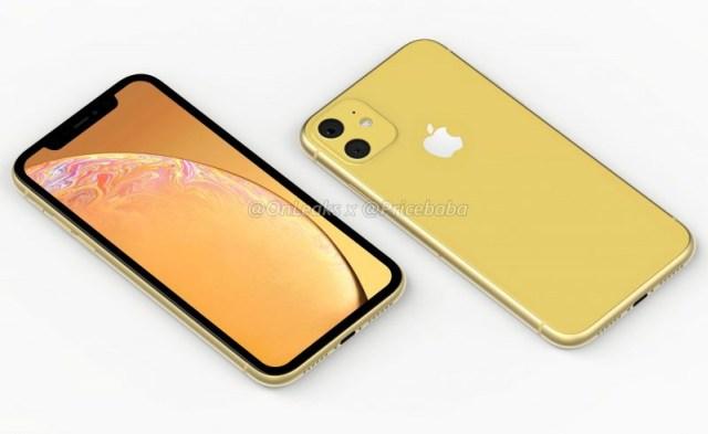 Nouvel iPhone XR 2019