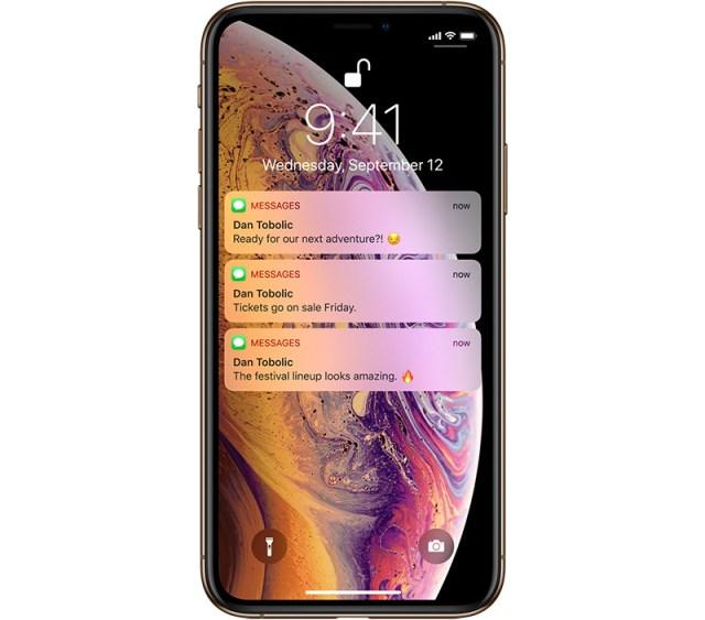 iphone xs beau design