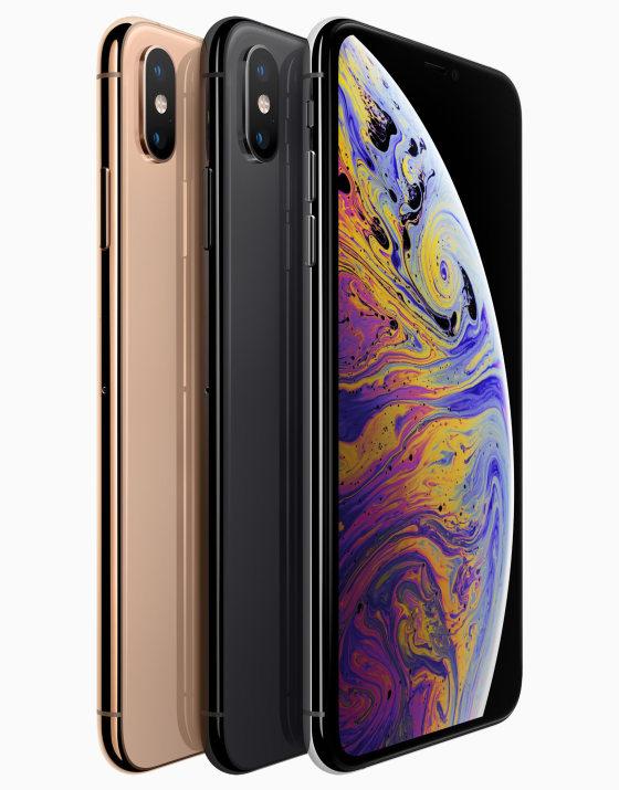 présentation du nouvel iphone xs