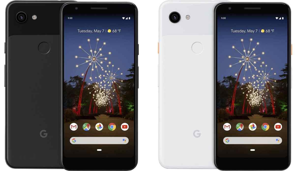 téléphone google pixel 3 a
