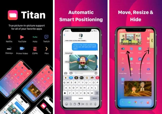 Titan Tweak