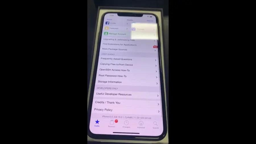 iOS-13.3.1-Jailbreak-iPhone-11