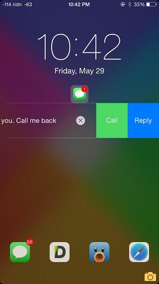 CallBack tweak