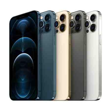 A quoi ressemble l'iphone 12 pro max