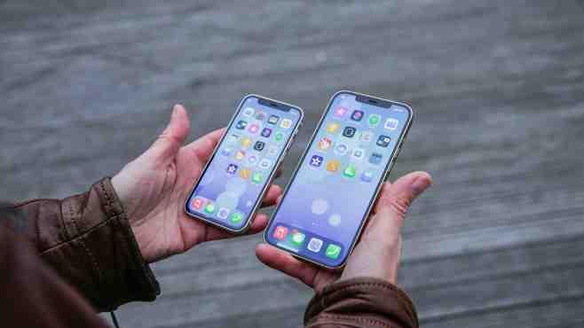 Ce que l'iphone 12 pro max peut faire