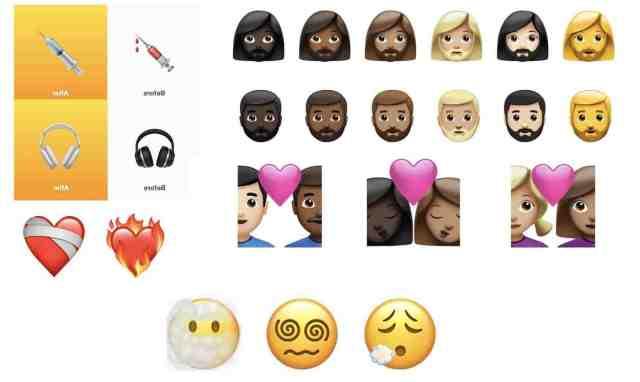 Comment avoir les nouveaux Emoji sur iPhone 5 ?