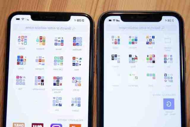 Comment avoir un fond d'écran animé sur iPhone XR ?